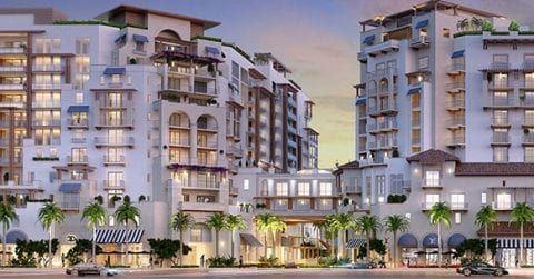 Mandarin Oriental Hotel and Residences, another project by SB Architects, the architect for The Residences at The St. Regis Longboat Key