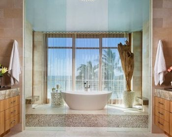 Spa-like Bathroom The Residences at The St. Regis Longboat Key Resort