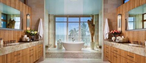 Spa-like Bathroom The Residences at The St. Regis Longboat Key Resort