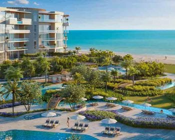 Rendering of The Residences at The St Regis Longboat Key