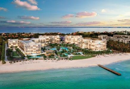 Hero image of The St Regis Longboat Key Resort with the amenities, ocean and bay