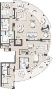St Regis Armand Building Plan 4 floorplan