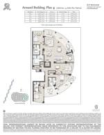 St Regis Residence Armand 4 Floorplan