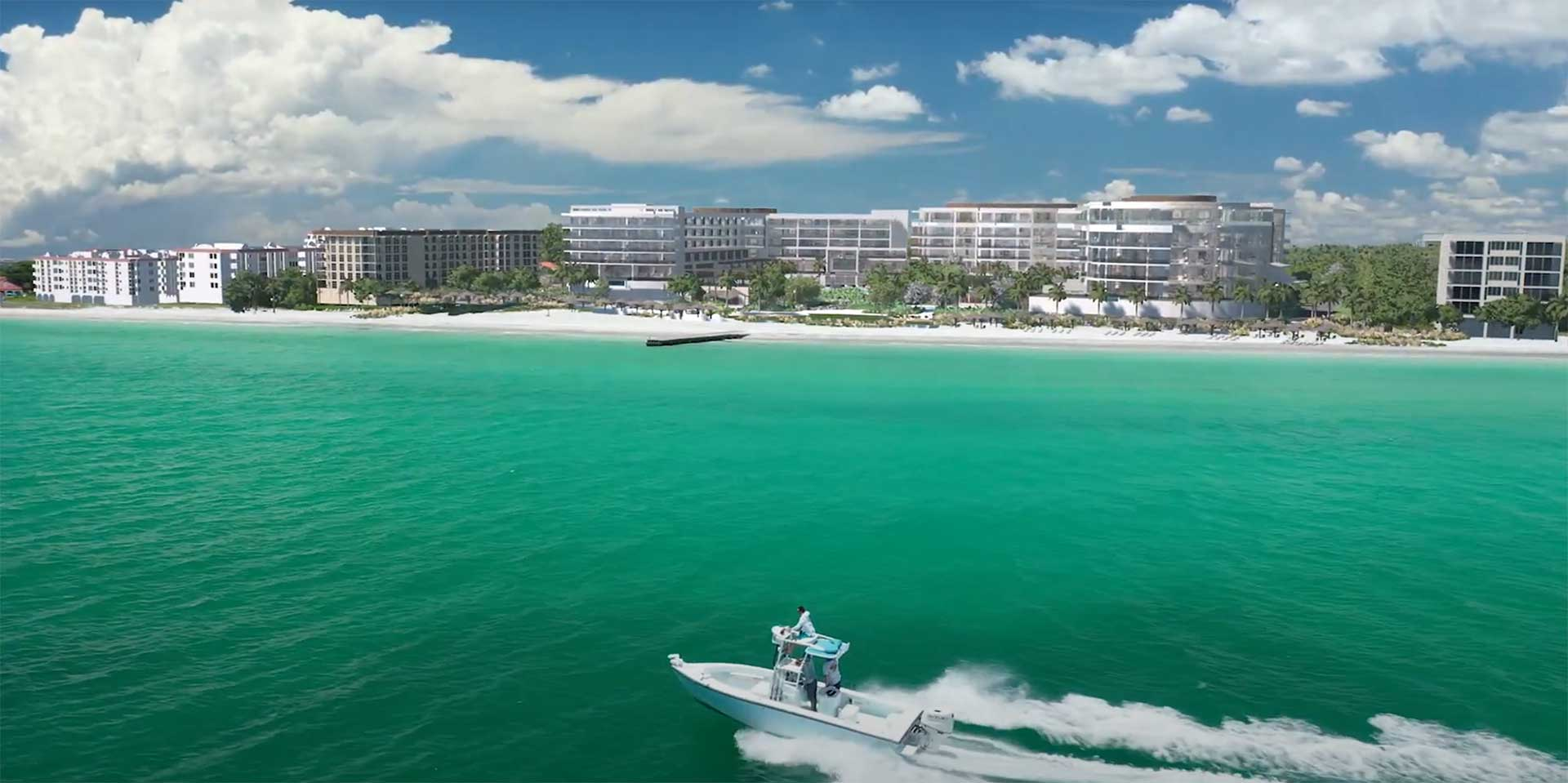Vision Behind The Residences at The St. Regis Longboat Key